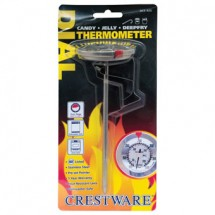 Crestware TRMDCF400 Liquid Candy / Deep Fry Thermometer