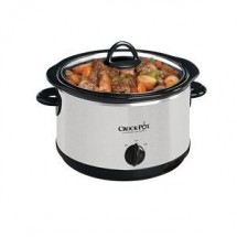 Crock Pot SCR400SP 4 Quart Slow Cooker