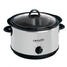 Crock Pot SCR500SP 5-Quart Slow Cooker