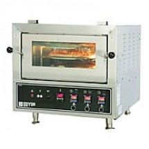 Doyon FPR3 Rotating Countertop Electric Pizza Oven