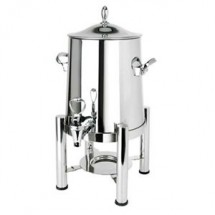 Eastern Tabletop 2123 Silverplated Pillar'd 3 Gallon Coffee Urn