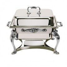 Eastern Tabletop 3202QA-SS Queen Anne 4 Qt. Chafer