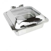 Eastern Tabletop 3904-G Square Tabletop Induction Chafer