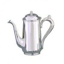 Eastern Tabletop 6270 Silver Classic 64 oz. Coffee Pot