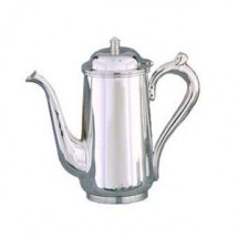 Eastern Tabletop 6275 Silver Classic 40 oz. Coffee Pot