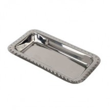 Eastern Tabletop 6670 Silver Relish Dish