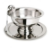 Eastern Tabletop 7013 Stainless Steel 3 Gallon Classic  Punch Bowl