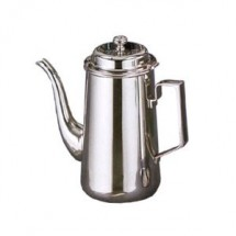Eastern Tabletop 7220L Stainless Steel Legacy 64 oz. Coffee Pot