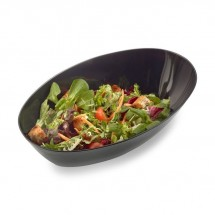 Emi Yoshi EMI-205 Small 1 quart Oval Salad Bowl - 50 pcs