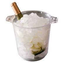 Emi Yoshi EMI-IB1 Clear Gallon Ice Bucket - 6 pcs
