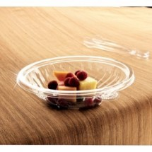 Emi Yoshi EMI-PTB32-9 32 oz. Shallow PET Bowl- 50 pcs