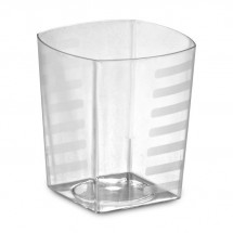 Emi Yoshi EMI-ST9 9 oz. On The Rocks Square Tumbler - 168 pcs