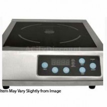 FMA F-IH-011SS-240V Countertop Induction Cooker