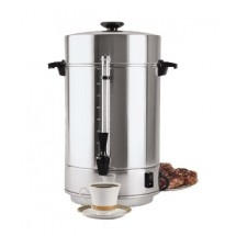 Focus 58001R Polished Aluminum Regal (K7001) Coffee Maker