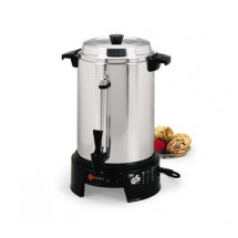 Focus 58015V West Bend Aluminum 55 Cup Coffee Maker