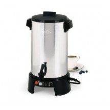 Focus 58016V West Bend Aluminum 36 Cup Coffee Maker