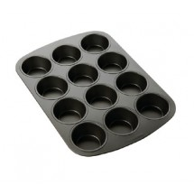 Focus 906212 Non-Stick 12 Cup Muffin Pan