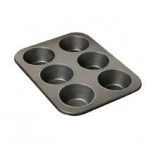 Focus 969669 6 Cup Giant Muffin Pan