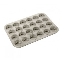 Focus 977024 Crown 24 Cup Muffin Pan