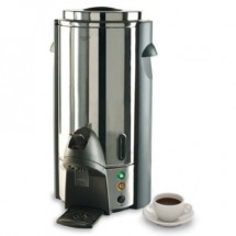 Focus Foodservice 57100 100 Cup Stainless Steel Coffee Maker