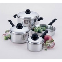 Focus KPW9007 7 Piece Regal Cookware Set