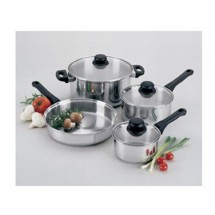 Focus KPW9207 7 Piece Cookware Set