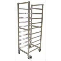 Food Machinery of America 520AC-HD Mobile Bun Pan Rack