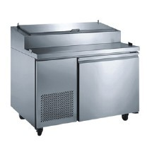 Food Machinery of America PICL1 One section Refrigerated Pizza Prep Table