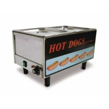 Food Machinery of America TS9999 Table Top Hot Dog Steamer