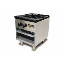 Food Machinery of America TSSP-18-2P Propane gas Stock Pot Stove