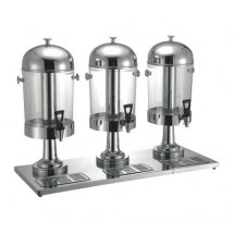 Food Machinery of America ZCF303 Triple Beverage Dispenser