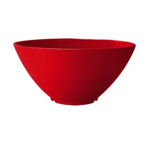 GET Enterprise B-791-RSP Red Sensation 4 Qt. Round Bowl