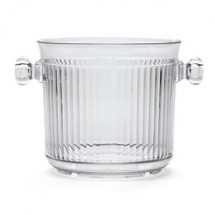 GET Enterprise HI-2015-CL 2.5 Qt. Ice Bucket