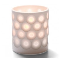 Hollowick 6207D Dotted Boutique Votive Candle