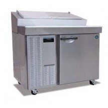 Hoshizaki HPR46A One-Section Refrigerated Pizza Prep Table