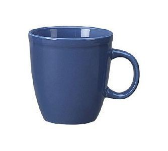 ITI 81950-06 17 oz. Light Blue Vitrified Mocha Mug - 3 Doz