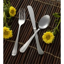 "ITI IFOX-115 7-5/8"" Iced Tea Spoon - 1 Doz"