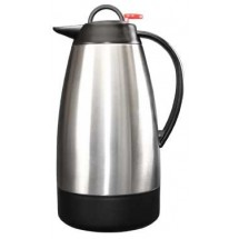 ITI SA71001 1 Ltr Stainless Steel Coffee Pot With Glass Inner Liner - 1 Doz