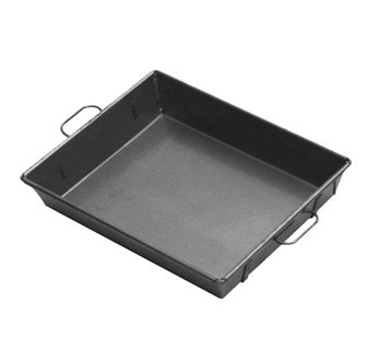 "Save 48% Johnson Rose Strapped Roast Pan 24"" x 24"" x 3-1/2"""