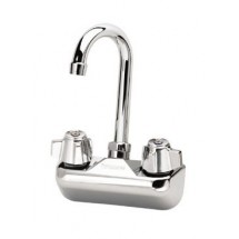 Krowne 10-400 Goosneck Heavy Duty Faucet with 4