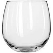 Libbey 222 Stemless Red Wine Glass