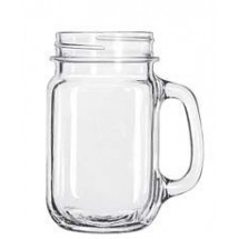 Libbey 97084 16 oz. Drinking Jar