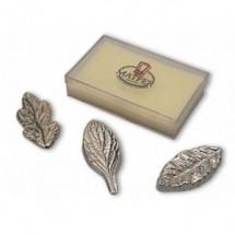 Matfer 421226 3 Piece Decorating Leaf Set