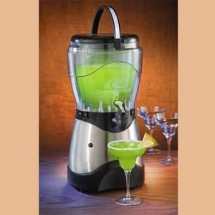 Nostalgia HSB590  Stainless Steel Margarita Maker/Slush Maker