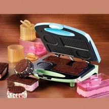 Nostalgia ICS100 Ice Cream Sandwich Maker