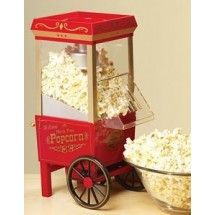 Nostalgia OFP501  Old Fashioned Movie Time Hot Air Mini Popcorn Maker
