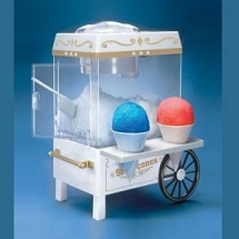 Nostalgia SCM502 Old Fashioned Snow Cone Maker