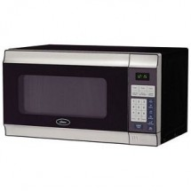 Oster AM780SS 700-Watt  Digital Microwave Oven, Stainless Steel