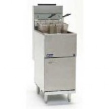 Pitco Frialator 35C+S 3-Tube Fryer