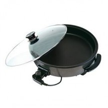 Ragalta RES16000 12 Inch Electric Skillet /Fryer